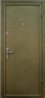 двери стальные с порошковой окраской
