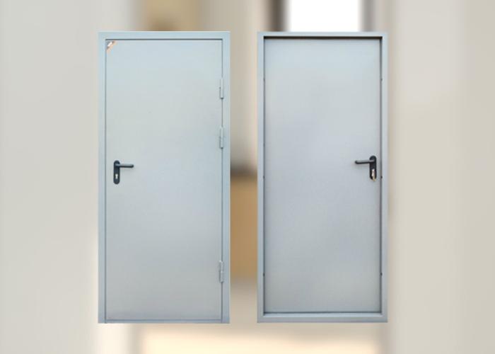 металлические двери 2100